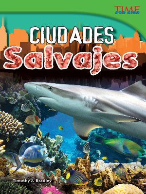 cover image of Ciudades salvajes (Wild Cities)