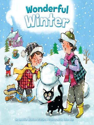 cover image of Wonderful Winter