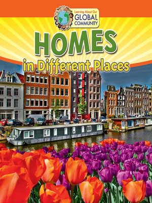 cover image of Homes in Different Places