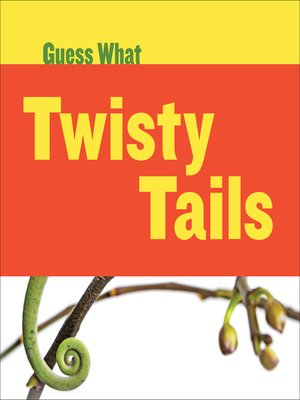 cover image of Twisty Tails: Chameleon