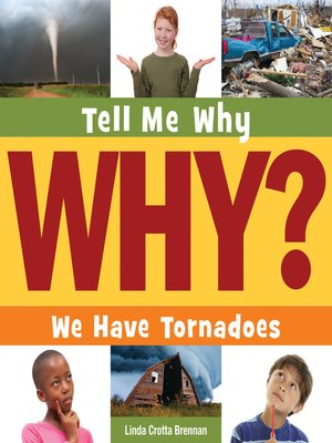 cover image of We Have Tornadoes