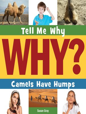 cover image of Camels Have Humps