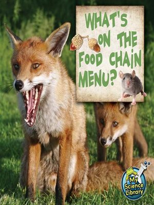 cover image of What's On The Food Chain Menu?