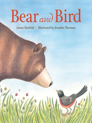 cover image of Bear and Bird