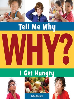 cover image of I Get Hungry