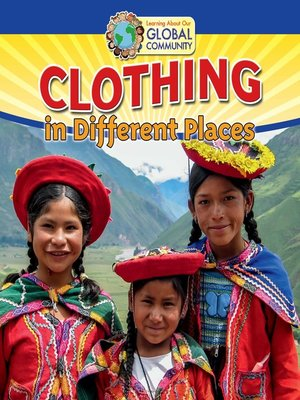 cover image of Clothing in Different Places
