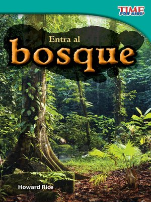 cover image of Entra al bosque (Step into the Forest)