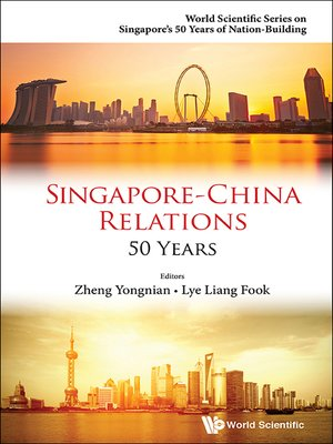 cover image of Singapore-china Relations