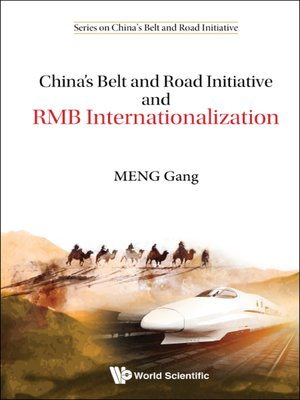 cover image of China's Belt and Road Initiative and Rmb Internationalization