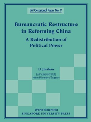 cover image of Bureaucratic Restructure In Reforming China