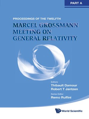 cover image of The Twelfth Marcel Grossmann Meeting