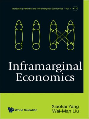 cover image of Inframarginal Economics