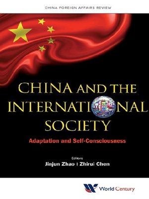 cover image of China and the International Society