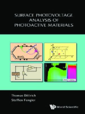 cover image of Surface Photovoltage Analysis of Photoactive Materials