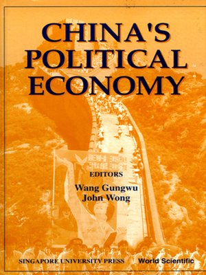 cover image of China's Political Economy
