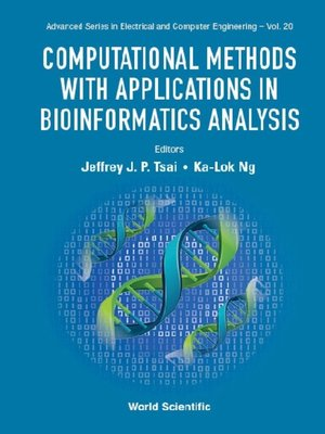 cover image of Computational Methods With Applications In Bioinformatics Analysis