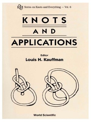 cover image of Knots and Applications