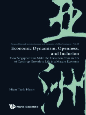 cover image of Economic Dynamism, Openness, and Inclusion
