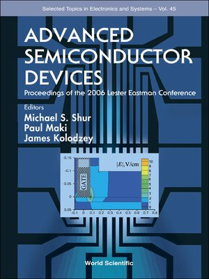 cover image of Advanced Semiconductor Devices--Proceedings of the 2006 Lester Eastman Conference