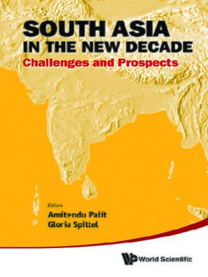 cover image of South Asia In the New Decade