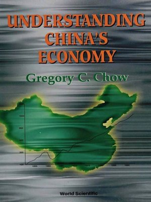 cover image of Understanding China's Economy