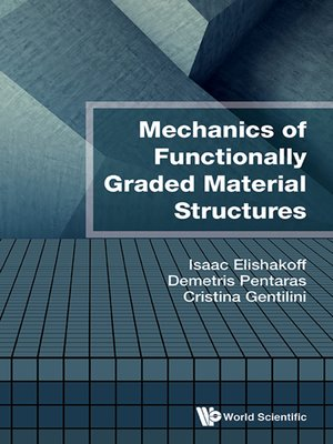 cover image of Mechanics of Functionally Graded Material Structures