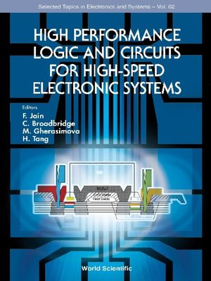 cover image of High Performance Logic and Circuits For High-speed Electronic Systems