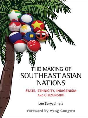 cover image of The Making of Southeast Asian Nations