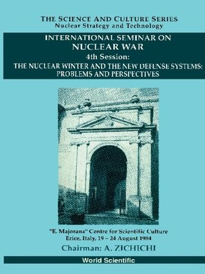 cover image of Nuclear Winter and the New Defense Systems