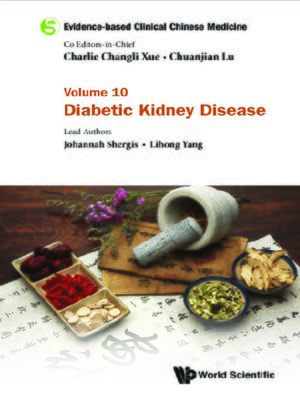 cover image of Evidence-based Clinical Chinese Medicine--Volume 10