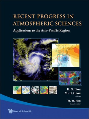cover image of Recent Progress In Atmospheric Sciences