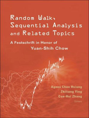cover image of Random Walk, Sequential Analysis and Related Topics