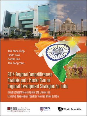 cover image of 2014 Regional Competitiveness Analysis and a Master Plan On Regional Development Strategies For India
