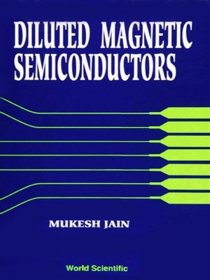 cover image of Diluted Magnetic Semiconductors
