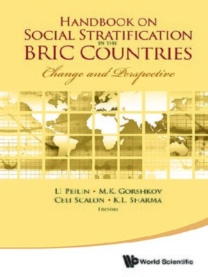 cover image of Handbook On Social Stratification In the Bric Countries