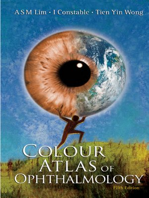 cover image of Colour Atlas of Ophthalmology ()
