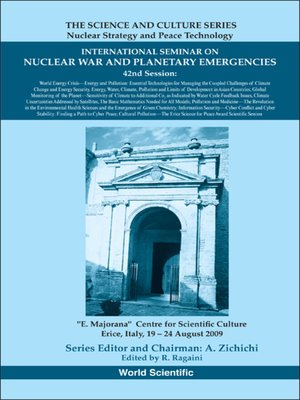 cover image of International Seminar On Nuclear War and Planetary Emergencies--42nd Session