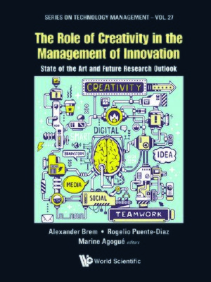 cover image of The Role of Creativity In the Management of Innovation