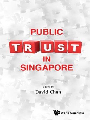 cover image of Public Trust In Singapore