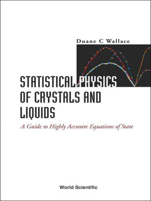 cover image of Statistical Physics of Crystals and Liquids