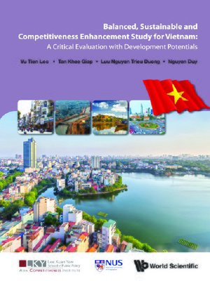 cover image of Balanced, Sustainable and Competitiveness Enhancement Study For Vietnam