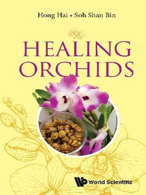 cover image of Healing Orchids