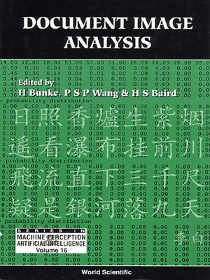 cover image of Document Image Analysis