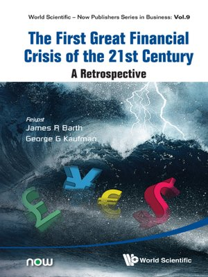 cover image of The First Great Financial Crisis of the 21st Century