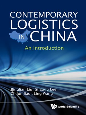 cover image of Contemporary Logistics In China
