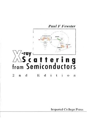 cover image of X-ray Scattering From Semiconductors ()