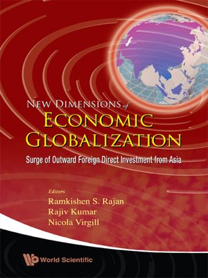 cover image of New Dimensions of Economic Globalization