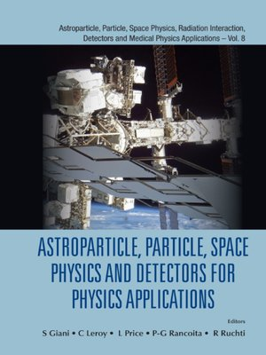cover image of Astroparticle, Particle, Space Physics and Detectors For Physics Applications--Proceedings of the 14th Icatpp Conference