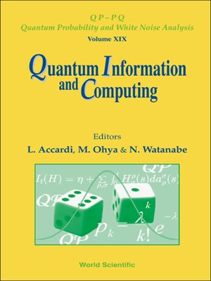 cover image of Quantum Information and Computing