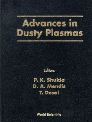 cover image of Advances In Dusty Plasmas